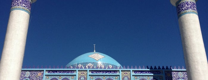 Mesquita Imam Ali Ibn Abi Talib is one of Locais curtidos por Arlete.