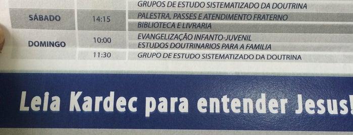 Centro Espírita Filhos da Verdade is one of hummm.
