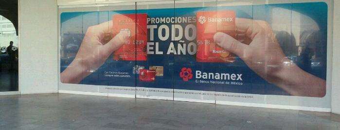 Torre Financiera Banamex is one of Locais curtidos por Adrian.