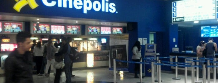 Cinépolis is one of Caio 님이 좋아한 장소.