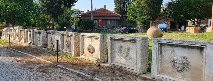 Aphrodisias Antik Kenti is one of Posti che sono piaciuti a Şamil.