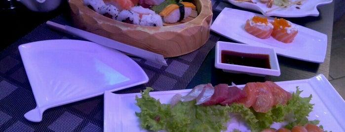 Ebi sushi is one of Pranzi Top.