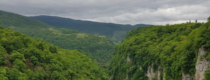 Okatse Canyon is one of Lugares favoritos de Marina.