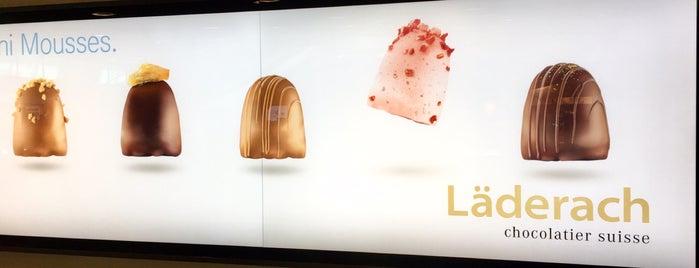 Läderach is one of Locais curtidos por Matt.