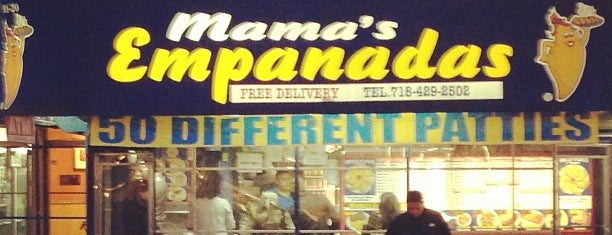 Mama's Empanadas is one of Queens.