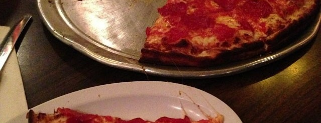 Arturo's Restaurant is one of NYC Pizza.