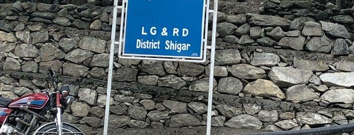 Serena Shigar Fort Residence is one of Orte, die Azeem gefallen.