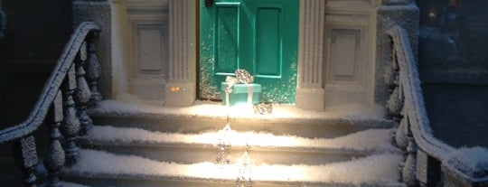 Tiffany & Co. is one of Christmas in NYC.