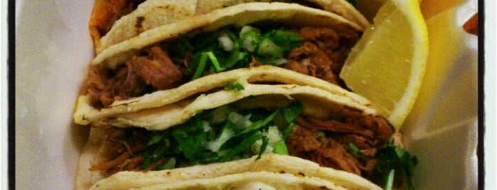 Tacos Tacos is one of Bocatas.