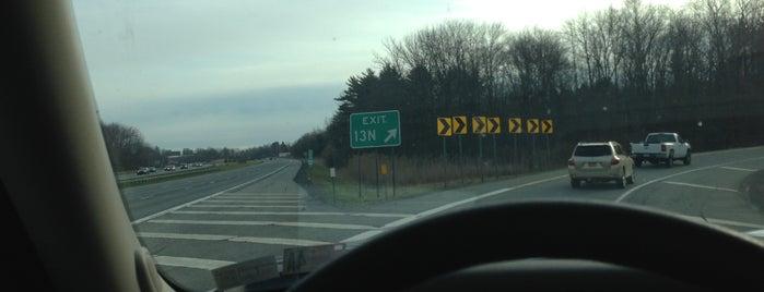 Exit 13N is one of Orte, die Nicholas gefallen.