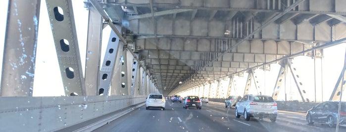 Willie L. Brown Jr. Bridge is one of Danyel : понравившиеся места.