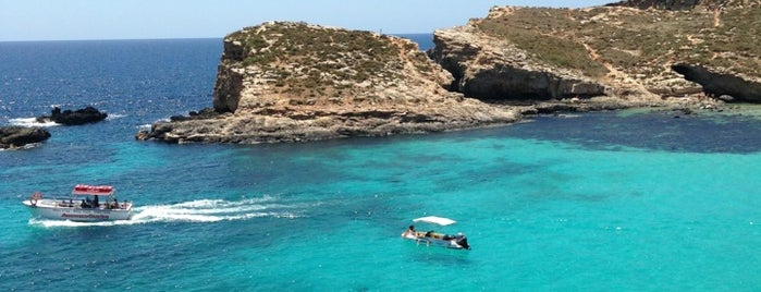 Blue Lagoon is one of Malta.