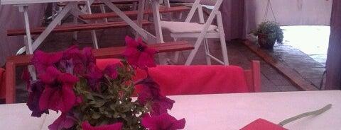 Lemonade Roof is one of Кафе с потрясающим плейлистом.