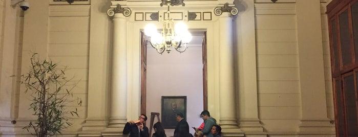 Ex Congreso Nacional is one of Santiago.