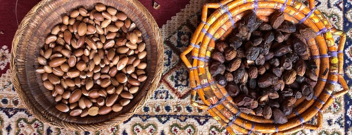 Cooperative Feminine d'Huile d'Argan is one of Morocco.