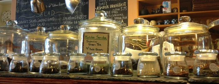 Ashbox Cafe is one of New York City trip.