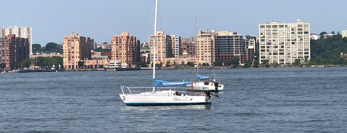 Hudson River Community Sailing is one of NYC to-do list.