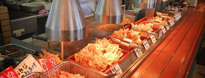 丸亀製麺 十日市店 is one of うどん 行きたい.