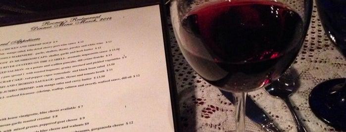 Rooney's Restaurant is one of Best Restaurants in Rochester.