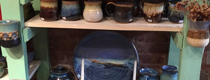 Clayworks Pottery is one of NYC Shopping.