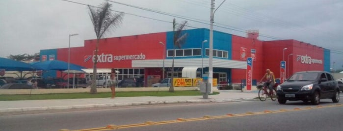 Extra Supermercado is one of Top 10 dinner spots in Peruíbe.