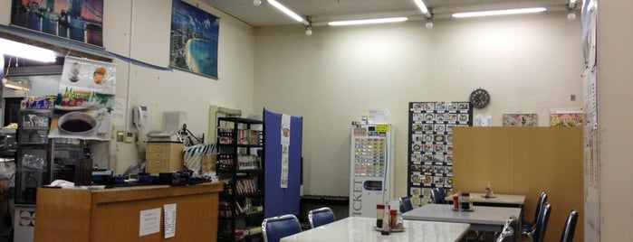 杏樹 is one of 田町ランチスポット.