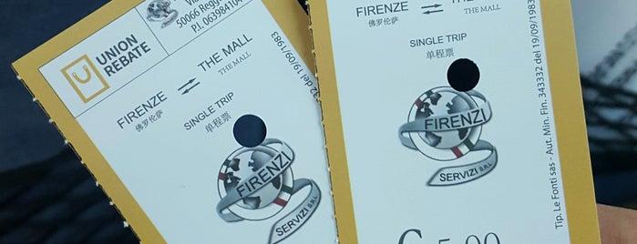 firenzi servizi (the mall) is one of Firenze.