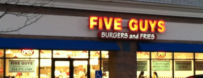 Five Guys Is One Of The 15 Best Places For Kosher Food In St Louis