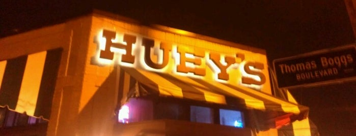 Huey's Restaurant is one of Memphis, TN.