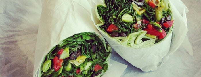 Chopped Greens is one of Restaurant Discounts for Duke Students in Durham.