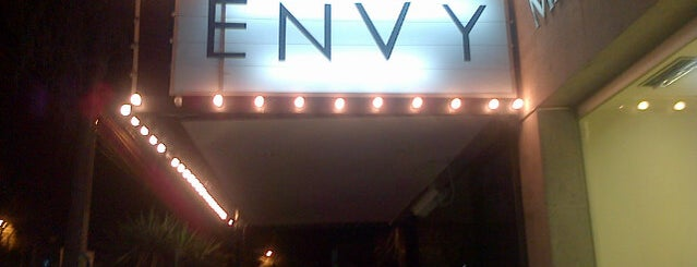 Envy is one of Mexico City.