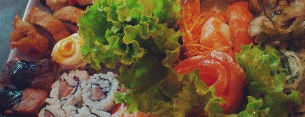 Tsuru Culinária Japonesa is one of Lugares recomendados.