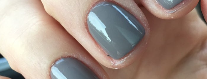 Beyond Salon and Nails is one of Jasmine : понравившиеся места.