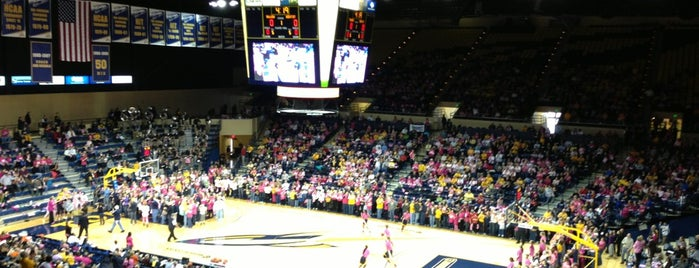 Savage Arena is one of Sporting Venues To Visit.....