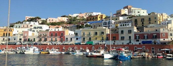 Porto di Ponza is one of Global Workallholics Unified.