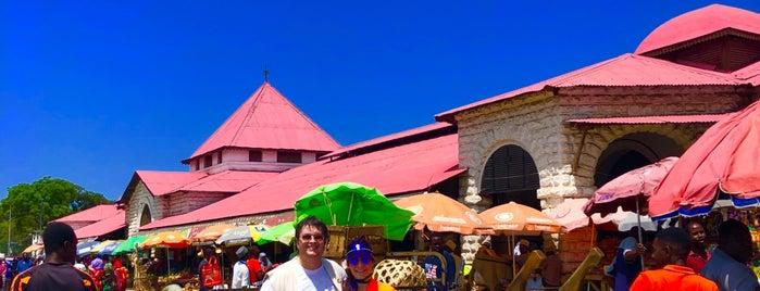 Darajani Market is one of ZNZBR.