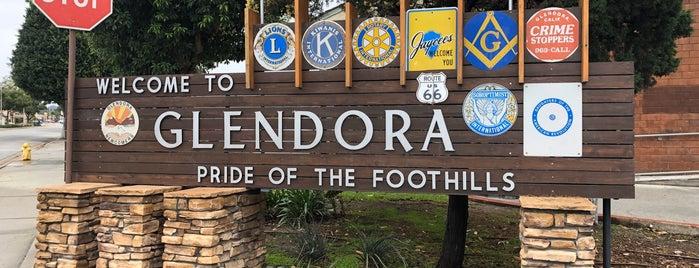 City of Glendora is one of Danny'ın Beğendiği Mekanlar.