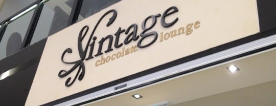 Vintage Chocolate Lounge is one of Dubai Food.