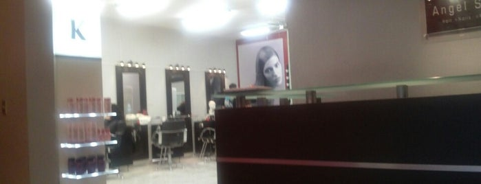 Angel Salon is one of Posti che sono piaciuti a Vanessa.