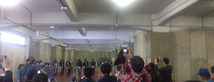 総合車両製作所 新津事業所 is one of JRの総合車両センター・工場.