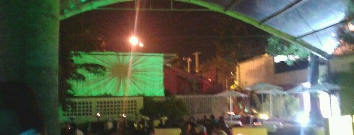Garden Lounge is one of Locais curtidos por Lulu.
