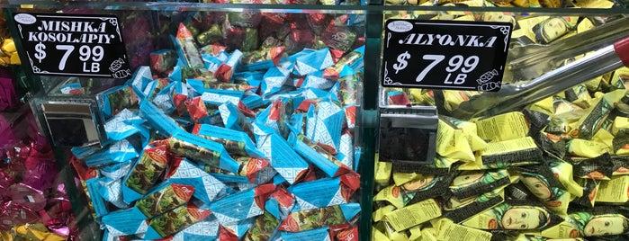 Tashkent Supermarket is one of NY Food Files III.