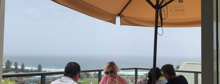 Sea Vista Cafe is one of To do list: Wollongong & surrounds.