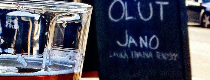 Olutravintola Jano is one of Orte, die Piritta gefallen.