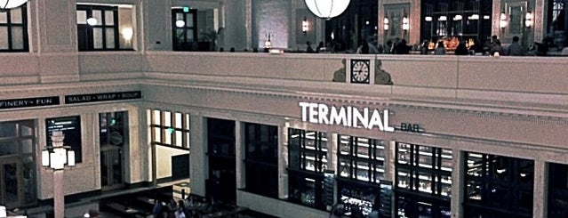Terminal Bar is one of Denver.