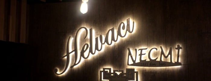 Helvacı Necmi is one of Restaurant's List.