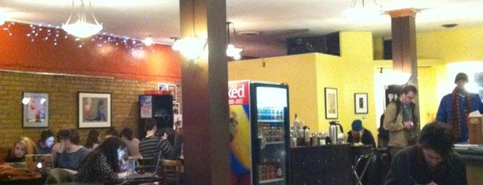 Espresso Royale Cafe is one of Lieux qui ont plu à Derek.