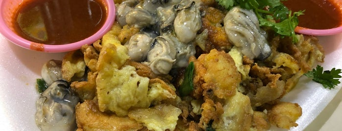 Hup Kee Fried Oyster Omelette 合記炒蠔煎 is one of followLin 님이 좋아한 장소.