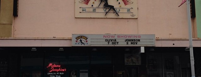 Crazy Horse Revue is one of Adelaide.