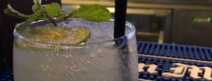w xyz Bar is one of BKK Wine & Water.